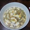 麻婆豆腐は案外時短レシピだと気がつく