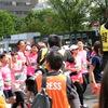 札幌市 北海道マラソン 2017 / 可愛い子発見