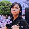 GIRLFRIEND SAKIKA テレビ朝日「musicるTV」に登場!