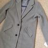 Qoo10で期待なしで購入したコートが届きました
