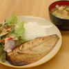 鯖の味醂漬け焼き