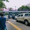 コロナ禍のバンコクでは車検もドライブスルー?