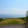 活火山です、恵山…