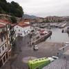 フランス&スペイン旅「ワインとバスクの旅!曇り空でも気持ちいい!サン・セバスティアンの朝散歩へ!」