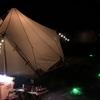 キャンプの夜に安心と安全を。ダラカのロープライトをレビュー