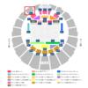 アルバルクの試合を見てきました!代々木第二体育館の座席表はどこがおすすめ?