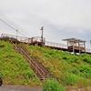 可部線:廃線-土居駅から三段峡駅