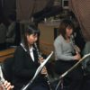 【SHIMAMURA WIND MUSIC】クラリネットカルテット 練習4回目4/11(火)