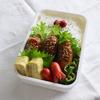 えのき茸の肉巻きお弁当 と あったかお鍋の日