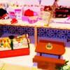 おもちゃの小部屋を作ってみる|リカちゃんハウスを作ったらリカちゃんが入らないサイズだった