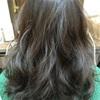 新潟 美容師 三林 アッシュグレー 年末です。本当年末。