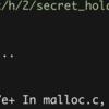 HITCON CTF2016 Quals Secret Holder (pwn 100)