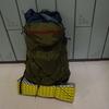 山と道のセミオーダーバックパックが出来上がったので使ってみた。