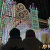 ルミナリエに会いに来た!ちびすけ、光の回廊に出会うの巻(神戸ルミナリエ編その1)(129)