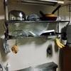 台所のシンク上のステンレスの活用法