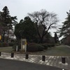 多摩墓地の墓参