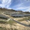 営農型ソーラーシェアリング施設 完成披露式
