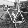 自転車のサビなど
