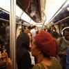 パリの地下鉄、ヘルシンキの冬