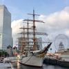 観光してみた - 横浜みなとみらいの「帆船日本丸」