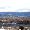 喬木村、河岸段丘と縄文遺跡