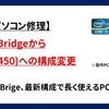 【自作PC】修理 SandyBridge→AM4へ載せ替え