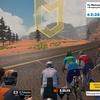 【ロードバイク】Zwiftでミートアップを開始した_20200406