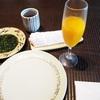 汀渚ばさら邸の量も質も!な朝ごはん…満たされる(´;ω;`)