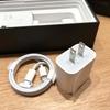 Apple、iPhone12の発売を前に付属の電源アダプタに関する調査を実施
