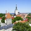 可愛らしい絵本のようなタリンを観光-エストニア タリン旅行記(2011/06)