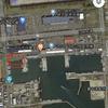 苫小牧西港の漁港区で火事Σ(゚д゚lll)