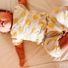 素朴なギモン!赤ちゃんのパジャマデビューはいつ?
