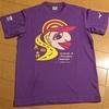 大阪マラソン チャリティーランナー のTシャツが何とも言えない