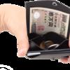 abrAsus 小さい財布 ブッテーロエディション 1ヶ月使ってみての感想(+主にハンモックウォレットコンパクトとの比較)