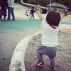 【1歳2ヶ月】息子と阪神競馬場へ
