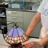 釣り鐘型ランプ
