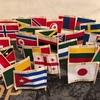 つまようじ国旗で世界制覇!簡単フラッグピックの作り方。テンプレート無料ダウンロード。