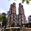 青雲の下で韮山反射炉を仰ぐ:明治日本の産業革命遺産 - 静岡県・伊豆の国市
