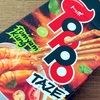 【タイ】「LOTTE TOPPO TAZE Crispy Pretzel Tomyam Kung」を食べました
