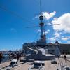 旅散歩 Nikon D810AにAi AF-S Zoom-Nikkor 17-35mm f/2.8D IF-EDをつけて、戦艦三笠を撮ってきた。