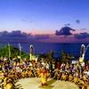 インドネシア旅行記 【バリ編】 Uluwatu Temple 有名なウルワツ寺院の『ケチャダンス』公演の様子