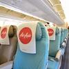 タイ・エアアジアXエコノミークラス(SQ仕様機)搭乗記【バンコク(ドンムアン)=名古屋(中部)】