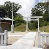 近代に囲まれた神社『戸崎神明宮』