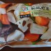 冷凍野菜でお気軽に~根菜の筑前煮