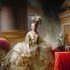 エリザベート=ルイーズ・ヴィジェ=ルブランによる 1778年のマリー・アントワネットの肖像画