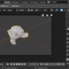 【Blender】Blender2.8で輪郭線のみを抽出した画像の作成方法