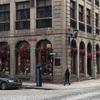 【写真】12月のモントリオール旧市街さんぽでクリスマスマーケットを発見