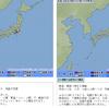 本日4日02時台に千葉県北西部を震源とするM4クラスの地震が2回発生!千葉だとやっぱり相模トラフ・南海トラフが心配!!