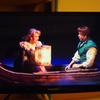 イタリアンのキャラグリその2とラプンツェルのミュージカル(2018地中海DCL #11)
