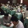 午前:地域リーダー養成塾で講演。午後:辺真一の北朝鮮講演を聴く。